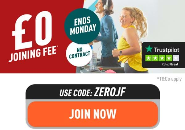 £0 joining fee. Ends Monday. T&Cs apply. Join now