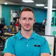 Calvin Hegarty Assistant Gym Manager