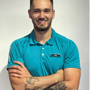 Dominic Samson Assistant Gym Manager