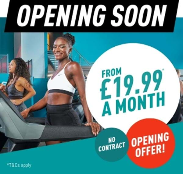 opening soon £19.99 opening offer