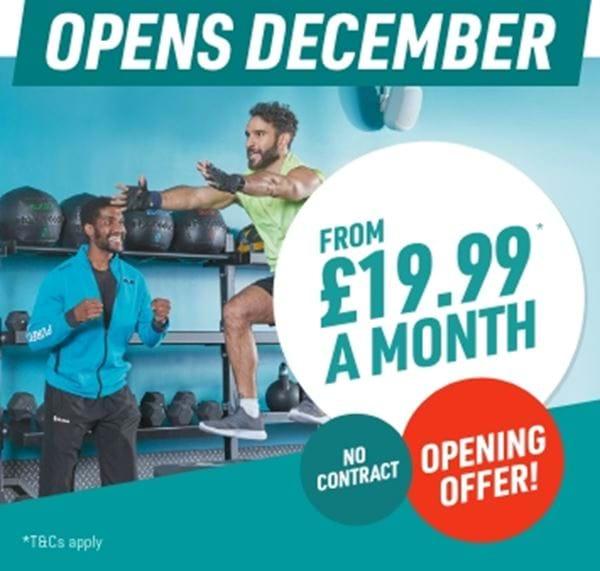 opens December £19.99