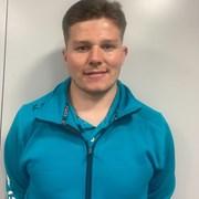 Jack Horton Assistant Gym Manager