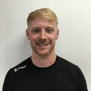 Jordan Melling Assistant Gym Manager